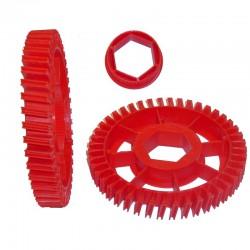 Hub 44 segmente spiral