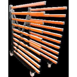 Suport raft extensibil Kraf 14